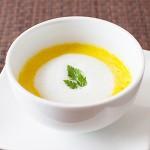 旬のお野菜のポタージュスープ